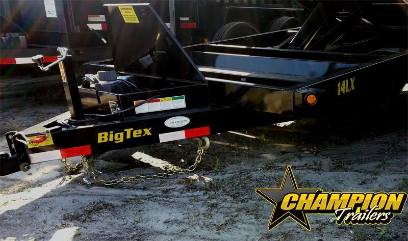 2019 Big Tex Trailers 14LX-16 Dump Trailer