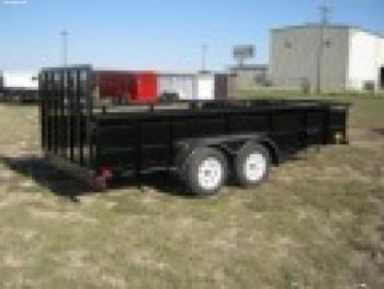 70TV Big Tex Vangaurd Trailer