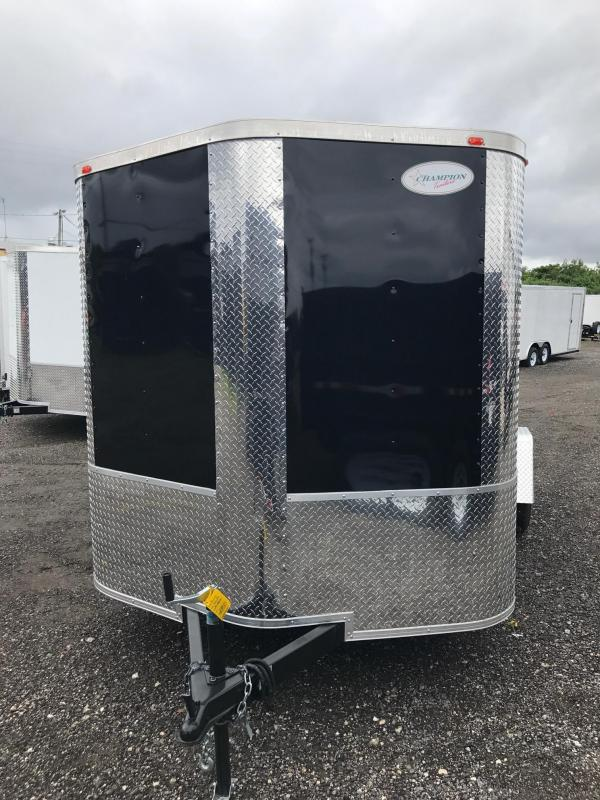 7 x 12 x 6 Arising Enclosed Trailer