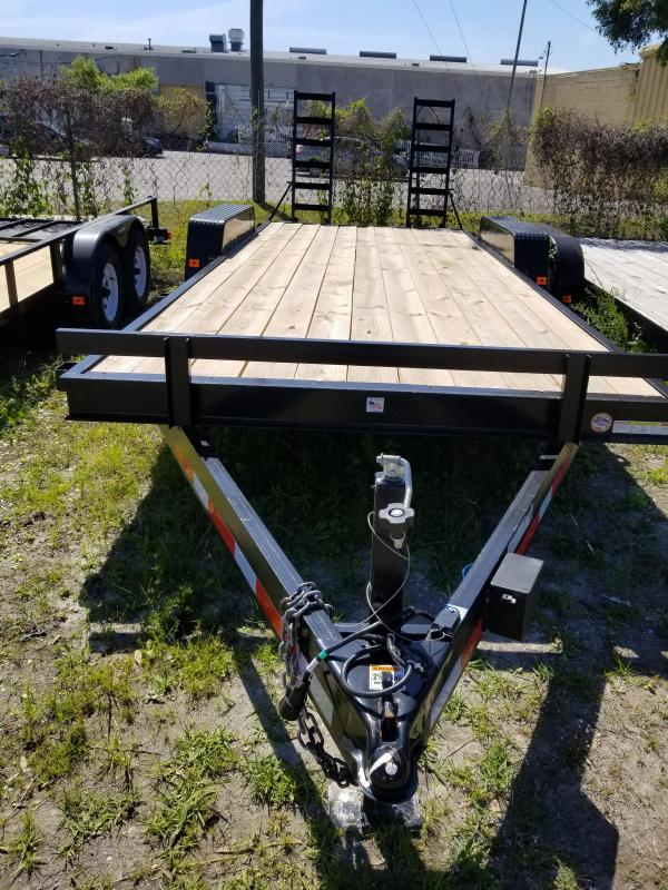 Triple Crown Small Equipment Trailer 20'