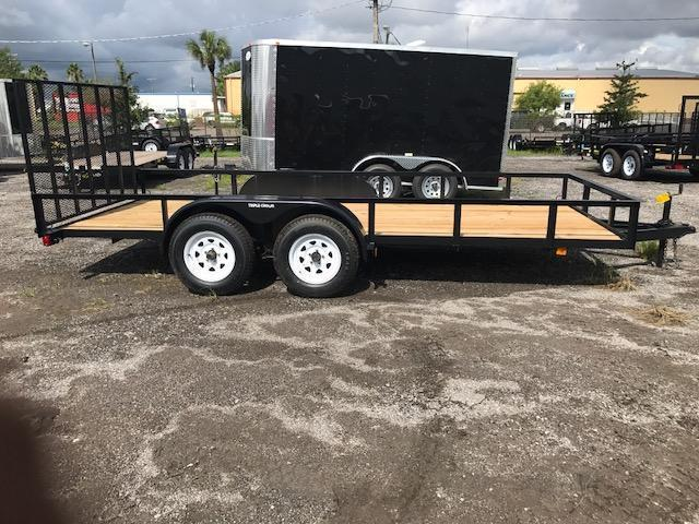 2017 Triple Crown Trailers Equiptment Equipment Trailer