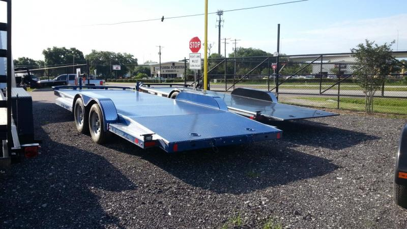 "Diamond C Trailers CHS 20'x83"" Auto Car / Racing Trailer"