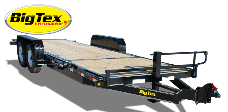 14TL Heavy Duty Tilt Bed Equipment 22ft