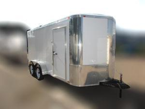 2019 Arising 7x14x6 Enclosed Cargo Trailer