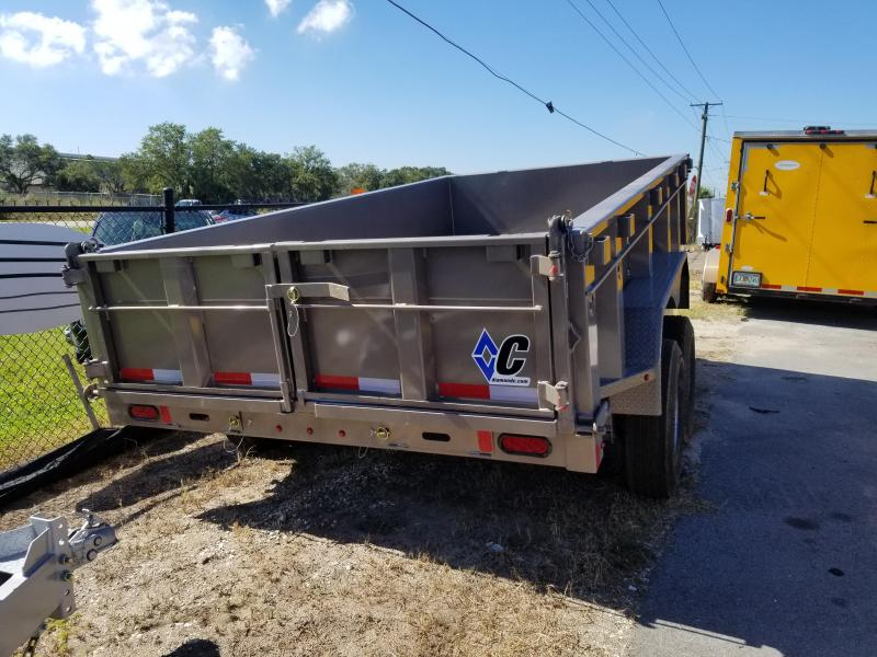 2018 Diamond C Trailers 21WD Dump Trailer