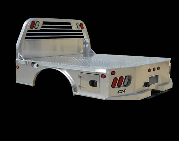 Beautiful Aluminum CM Made Truck Bed