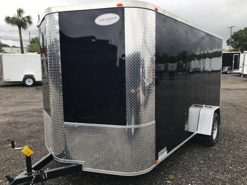 7 x 12 x 6'3 Arising Enclosed Cargo Trailer