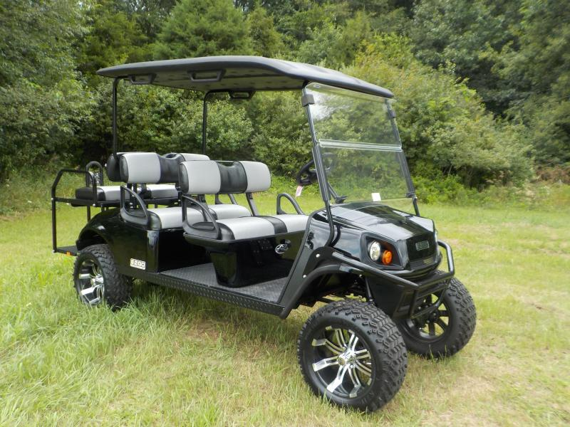 2019 E-Z-GO Express L6 Gas Six Person Golf Cart