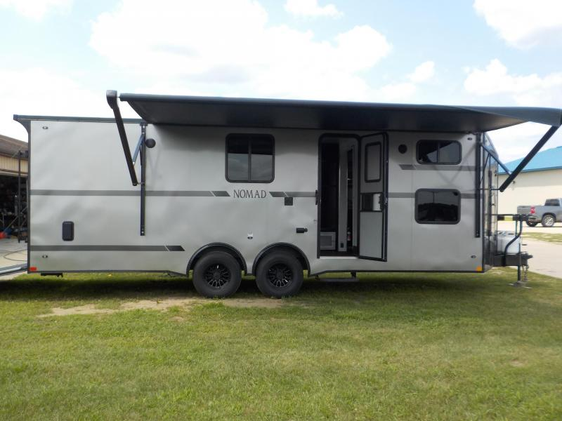 2020 Stealth Trailers Other Platinum Nomad DB Package Toy Hauler RV