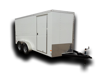 2016 Haulmark TH7X14DT2 Enclosed Cargo Trailer