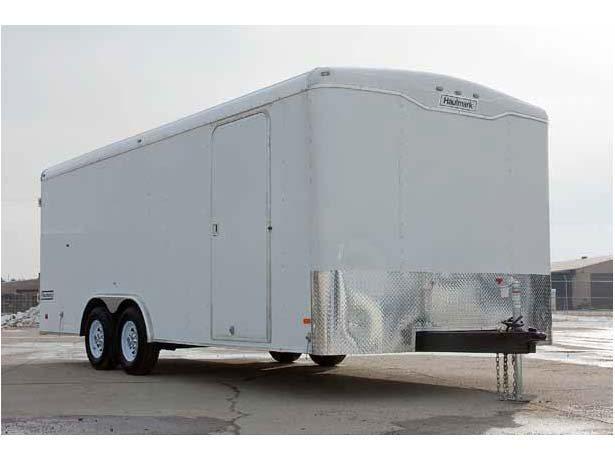 2015 Haulmark Trailers GR85X16WT4 Enclosed Cargo Trailer