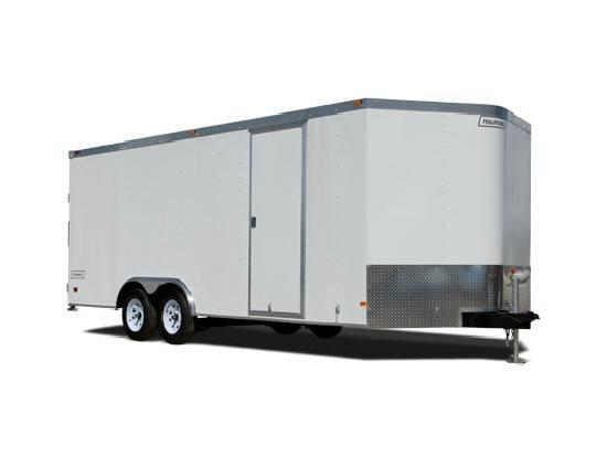 2016 Haulmark TSTV85X14WT2 Enclosed Cargo Trailer