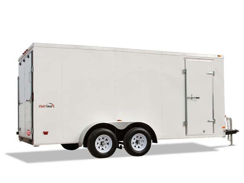 2017 Wells Cargo FT7142 Enclosed Cargo Trailer