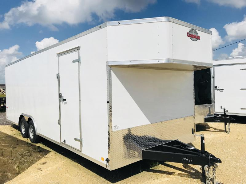 2019 Cargo Mate TXEHW8.524TA3 Enclosed Cargo Trailer