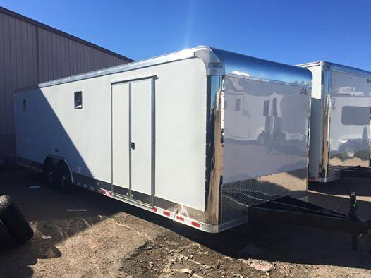 2015 28  Cargo Mate ELIMINATOR Car / Racing Trailer