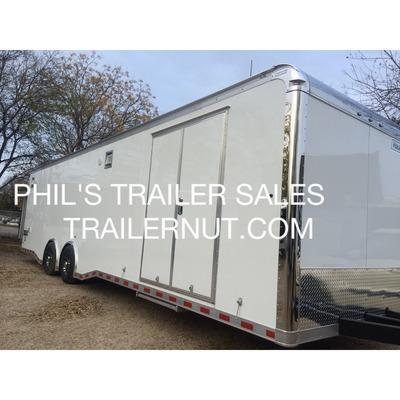 2015 32  Haulmark Trailers Edge Pro Car / Racing Trailer