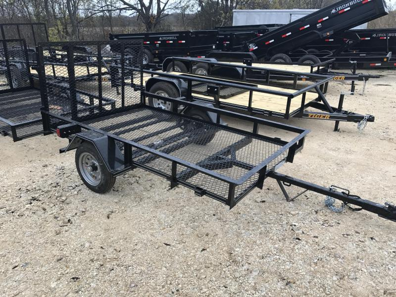 2018 Tiger 5x8 utility trailer with ramp Utility Trailer