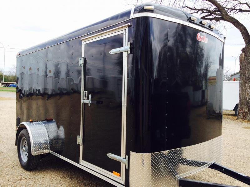 2014 Cargo Mate Blazer Cargo / Enclosed Trailer