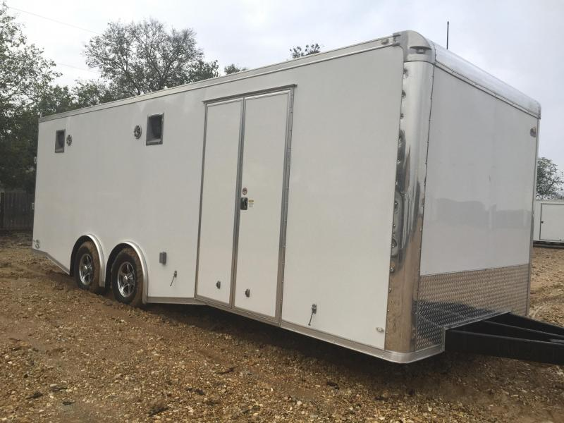 2016 24' LOADED STEREO Trailers RACE TRAILER Car / Racing Trailer