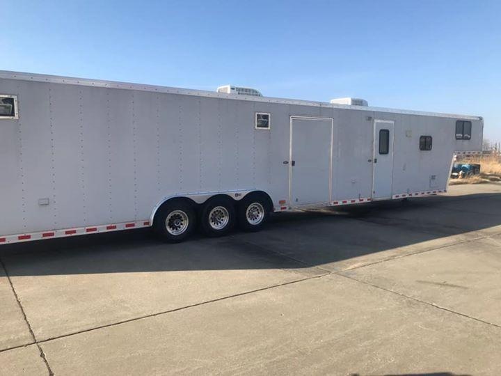 2005 Pace American 48 Living Quarters Car / Racing Trailer