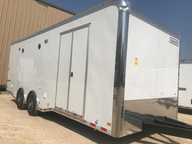 2018 24' Haulmark RACE TRAILER Car / Racing Trailer
