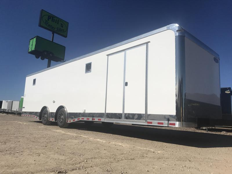 2018 32'  Continental Cargo AUTOMASTER Car / Racing Trailer
