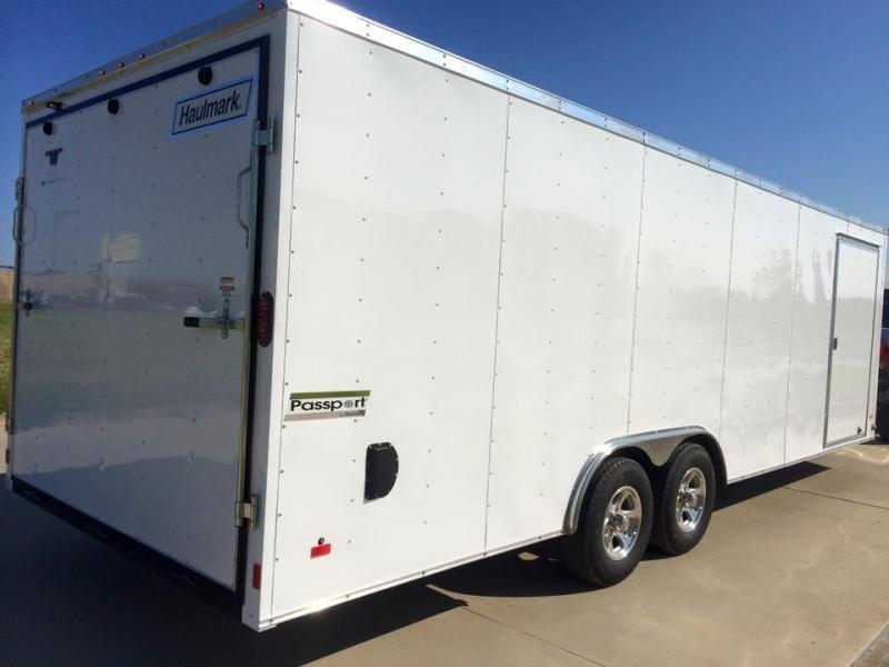 used cargo trailer value guide