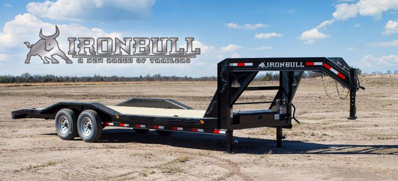 2018 Iron Bull 10224 Equipment Trailer