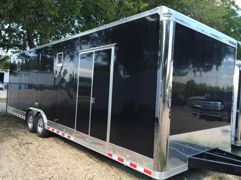 28' loaded Continental Cargo AUTO MASTER Car / Racing Trailer