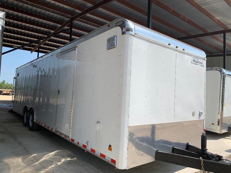 2017 Haulmark office trailer Enclosed Cargo Trailer