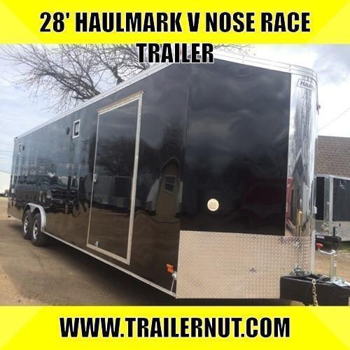 2015 24' Haulmark Trailers HAULMARK RACE Car / Racing Trailer