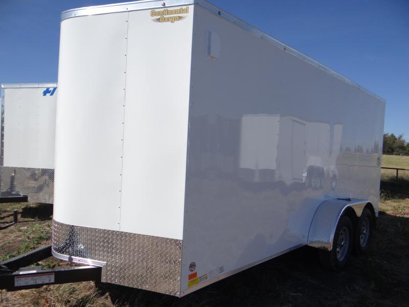2017 7x16 Continental Cargo 6