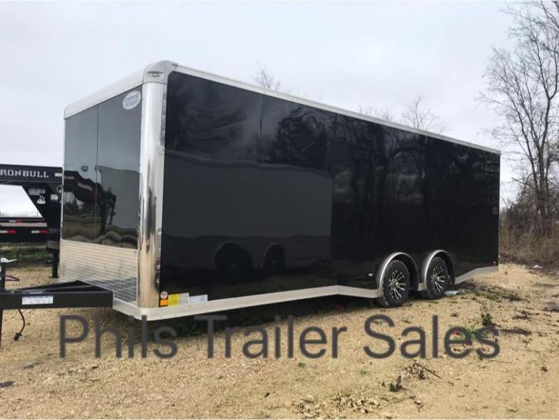 2019 24' COMMERCIAL GRADE Continental Cargo NOS Car / Racing Trailer