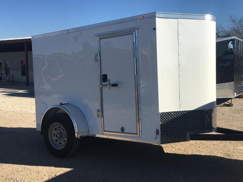 Continental Cargo Lvvh5x8 deluxe Cargo / Enclosed Trailer