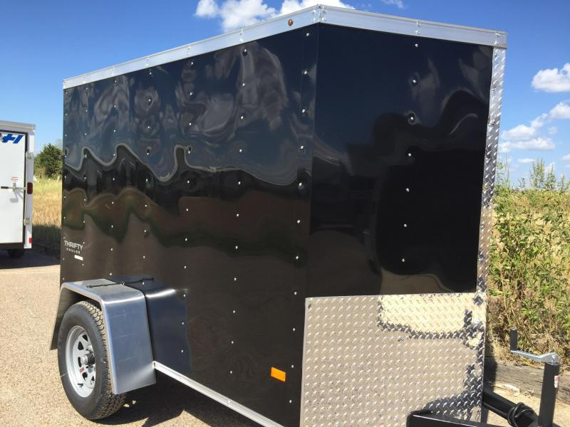 5X8 Haulmark LOADED Enclosed Cargo Trailer
