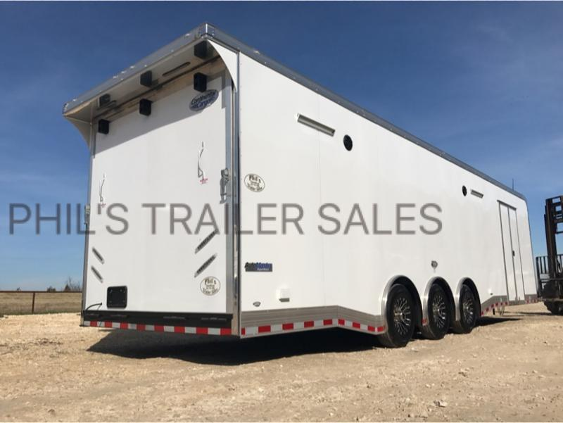 32 Continental Cargo AUTO MASTER Car / Racing Trailer