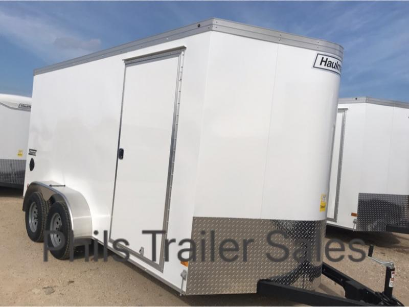 2019 7x12TA Haulmark TRANSPORT Cargo / Enclosed Trailer