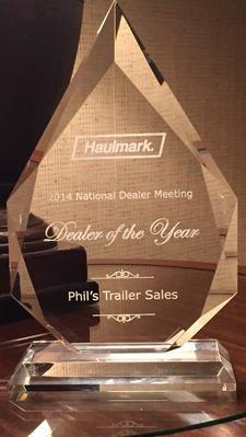 2014 Haulmark Trailers # 1 DEALER IN THE NATION DEALER