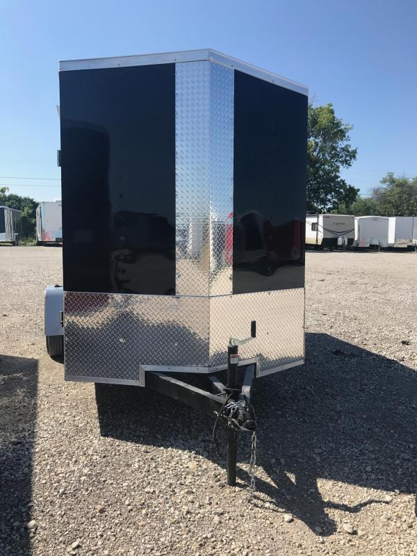 "2018 Texas Select 6x12 +2  6'6"" interior ht Enclosed trailer Cargo / Enclosed Trailer"