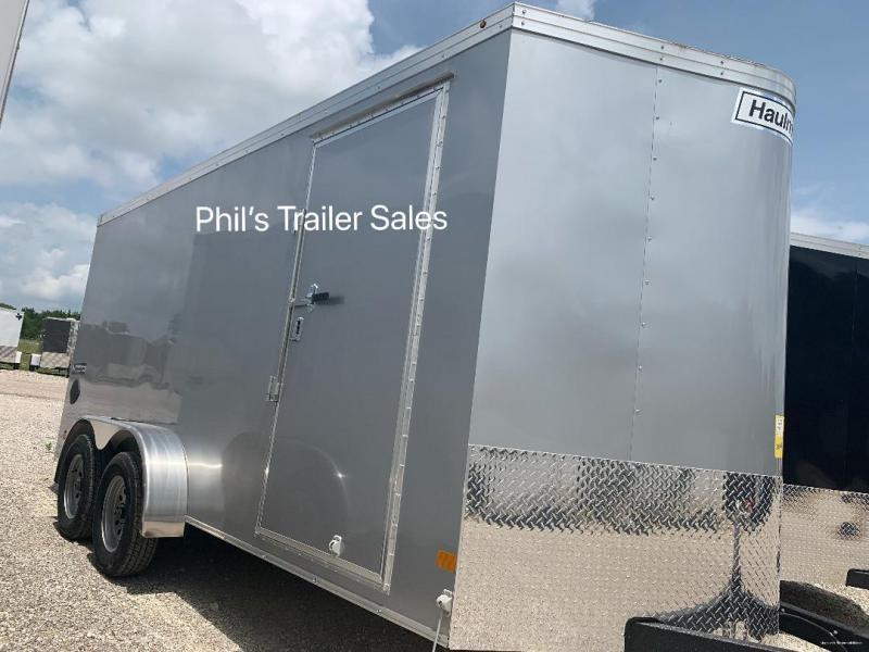 2019 7x16TA Haulmark TRANSPORT Cargo / Enclosed Trailer
