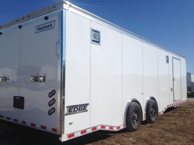 2015 Haulmark 28 EDGE PRO SPREAD Car / Racing Trailer