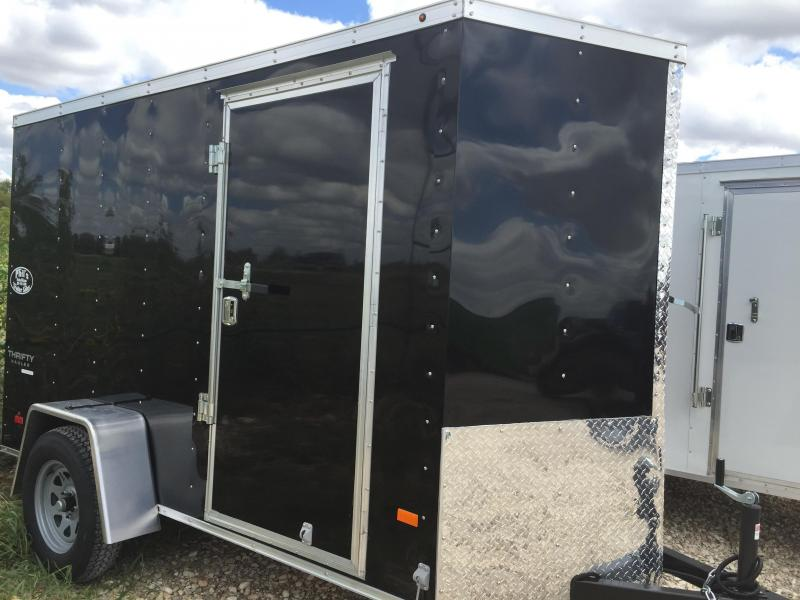 5X10 Extra Height Haulmark LOADED Enclosed Cargo Trailer
