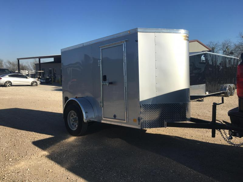 Continental Cargo Lvvh58sa Cargo / Enclosed Trailer