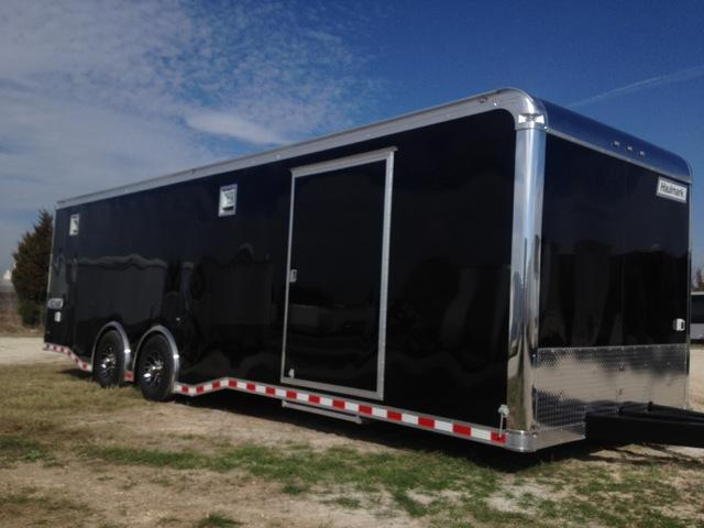 Haulmark 28 EDGE PRO SPREAD Car / Racing Trailer