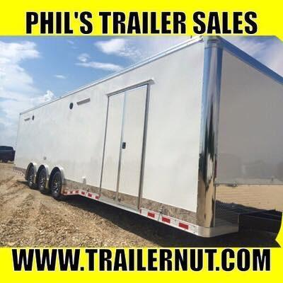 2017 Continental Cargo 32 TRIPLE  SUPERSTOCK Car / Racing Trailer