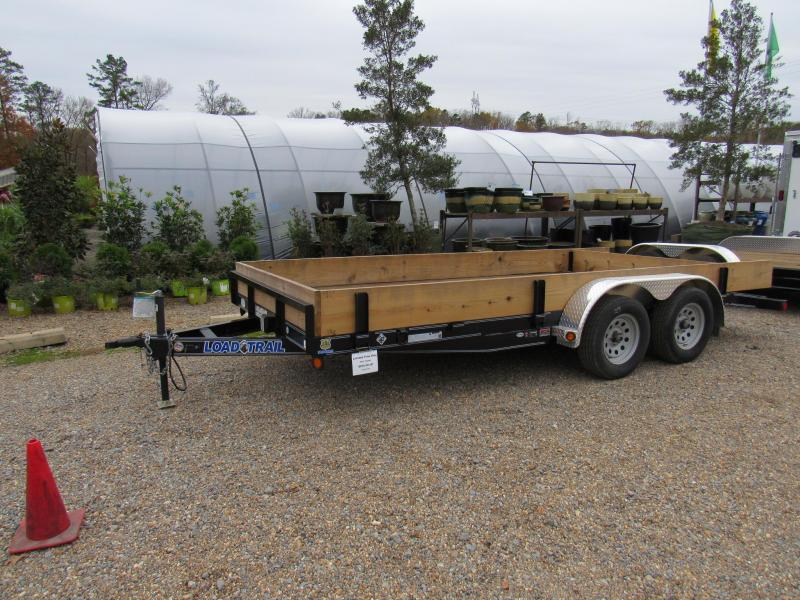 "2017 Load Trail 16' x 83"" Carhauler - FOR RENT"