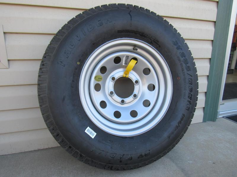 Tire ST235/80R16/6 Hole/10P