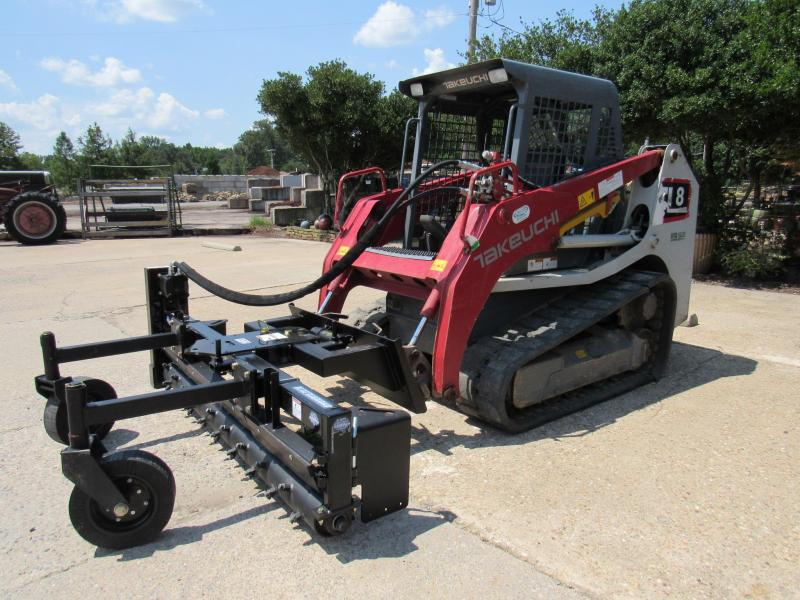2016 Takeuchi TL8 Track Loader