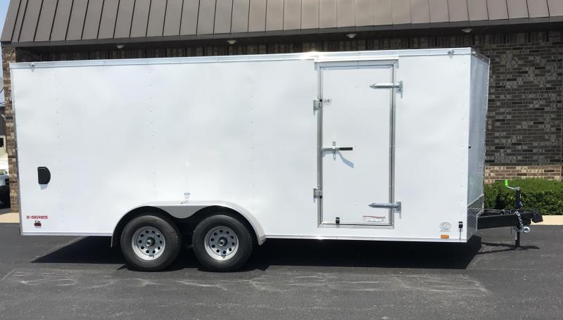 2019 Forest River 7' x 18'  Enclosed Cargo Trailer