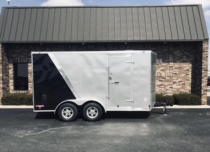 2020 Cargo Mate 7' x 14' Enclosed Cargo Trailer